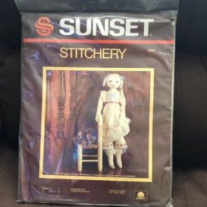 Stitchery kit